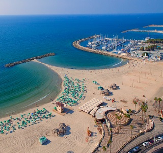 Cheap Flights to Israel: from Toronto to Tel Aviv. Tel-Aviv Beach