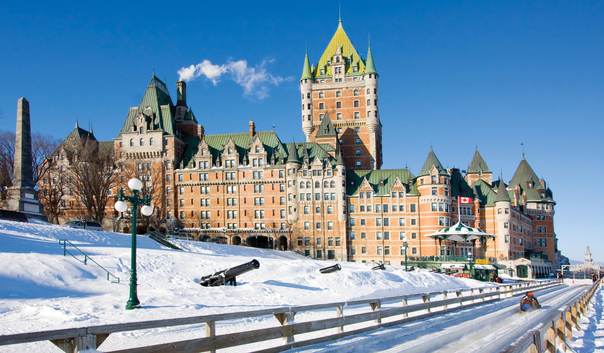 Flights To Quebec City Air Transat