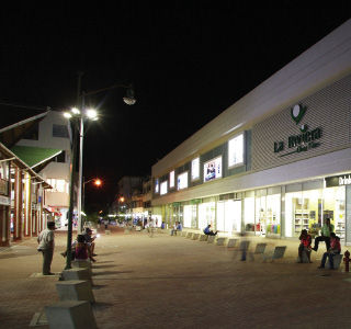 San Andres-Shopping