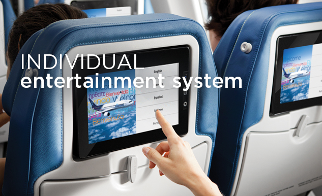 Entertainment, movies Air Transat