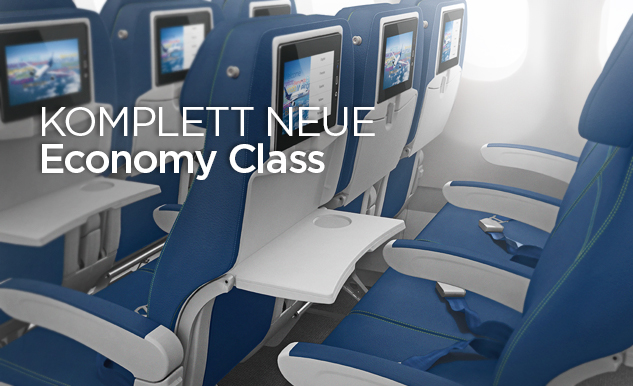 Unsere Neu Gestaltete Kabine Air Transat