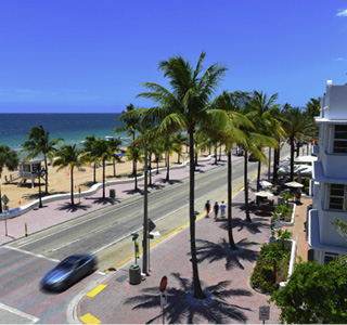 Fort Lauderdale-Sunrise beach
