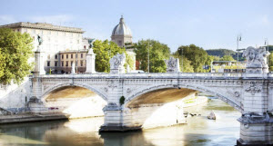 Italy-Rome's attractions and fashion