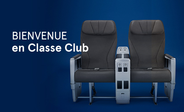 choisir la classe club pour un confort sup 233 rieur air transat