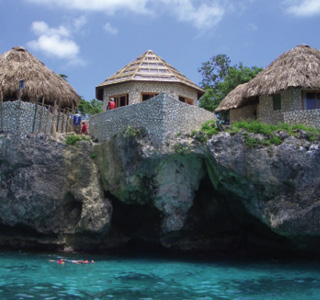 Jamaica-Buildings Negril