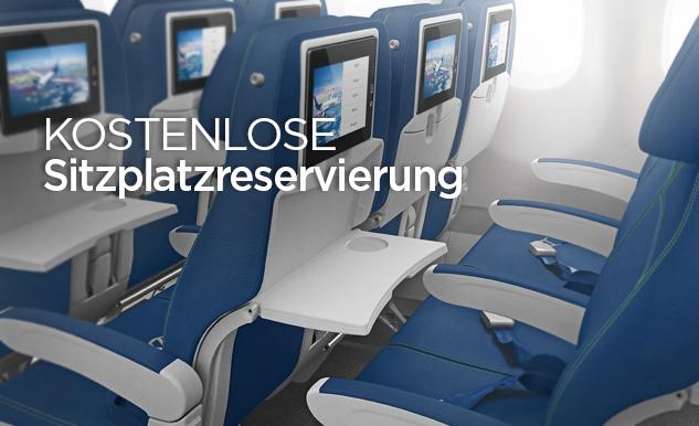 option plus in der economy class mit kostenfreier sitzauswahl air transat