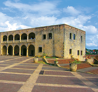 L'Alcazar de Colon - Santo Domingo