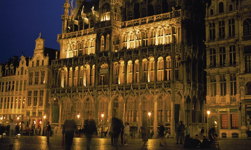 La Grande Place, Bruxelles