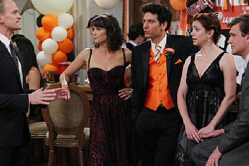 How I Met Your Mother: S.7, Ep.02
