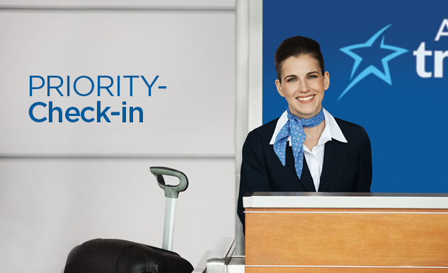Priority-Check-in Air Transat Option Plus
