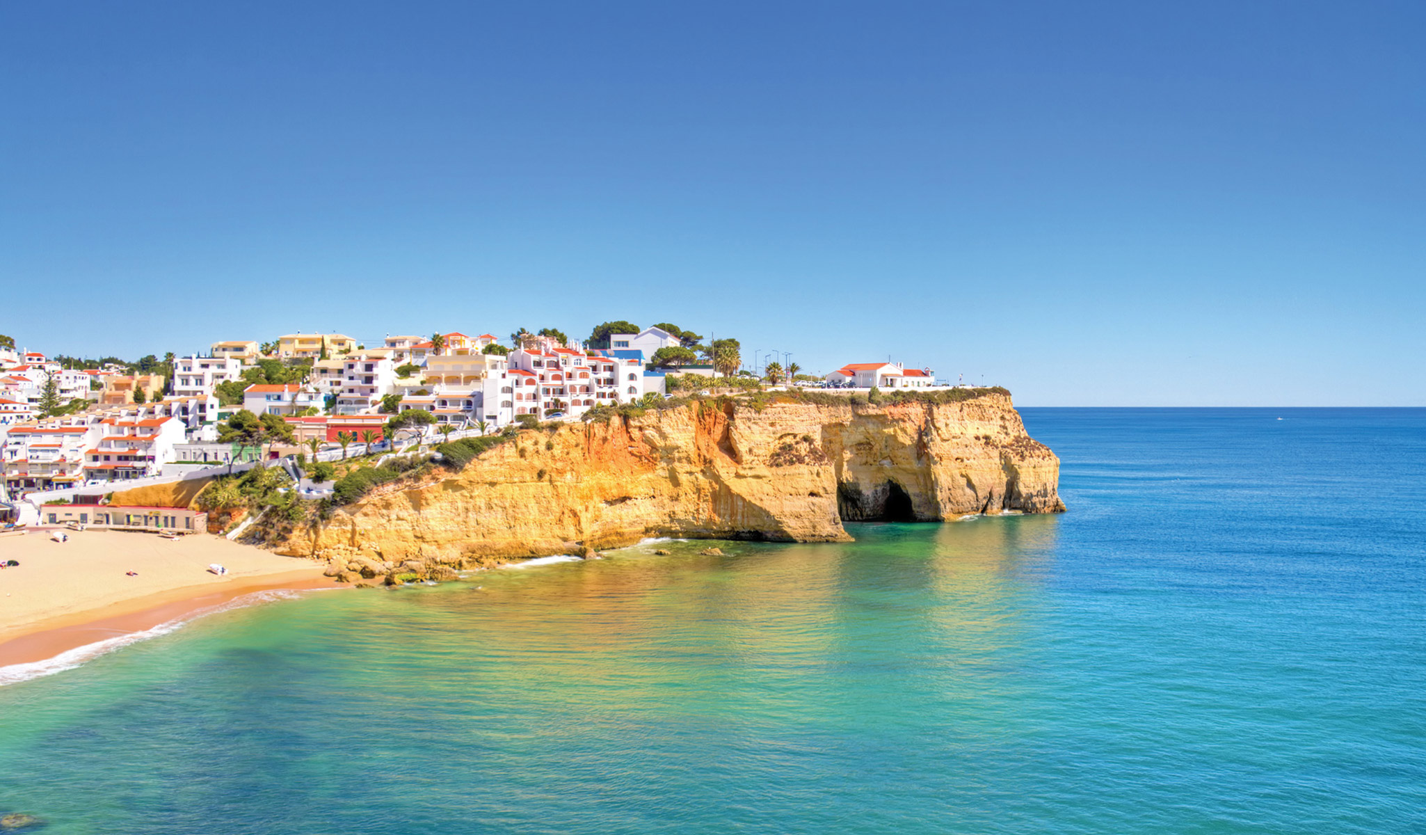 Flights to Faro | Air Transat