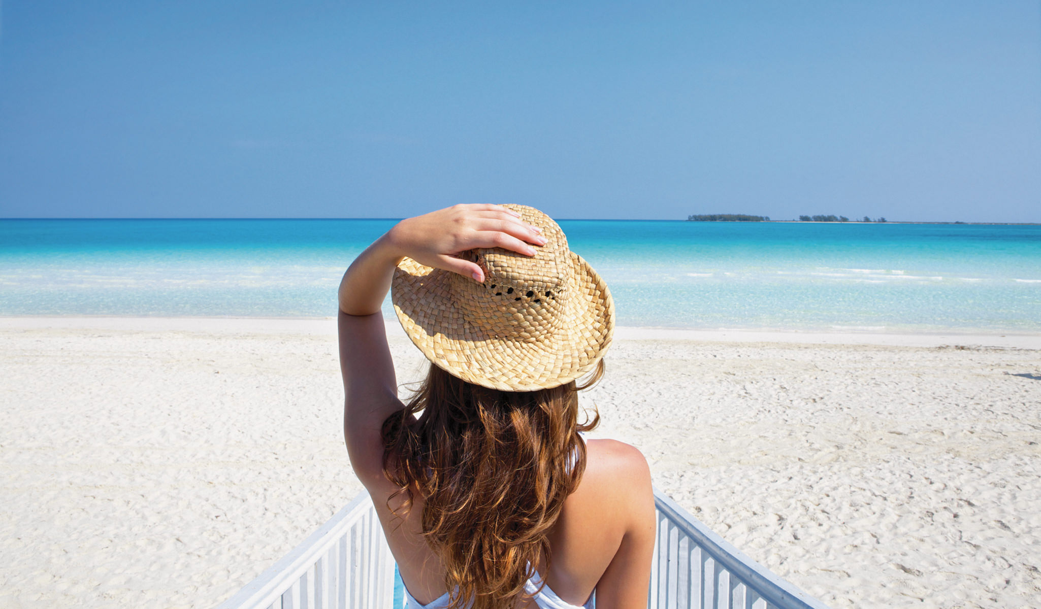Белоснежные пляжи Кубы!