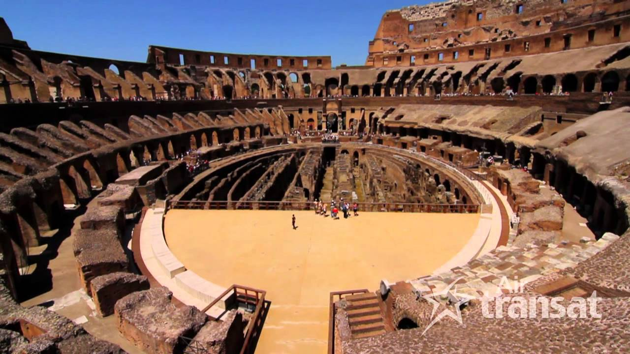 flights to rome airport info things to visit air transat