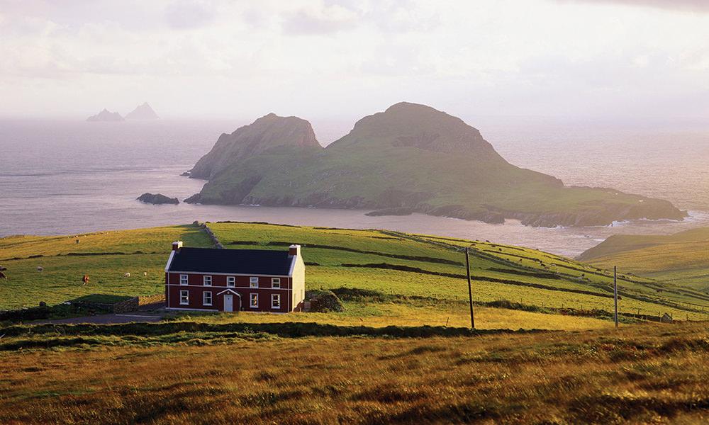 Maison, Irlande