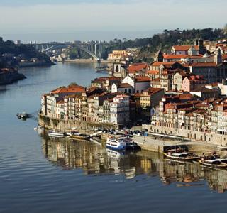 Porto-Rivière Douro