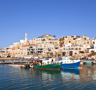 Cheap Flights to Israel: from Toronto to Tel Aviv. Jaffa Port - Tel-Aviv