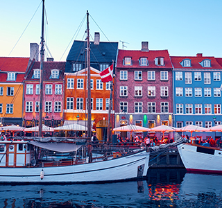 Nyhavn Canal
