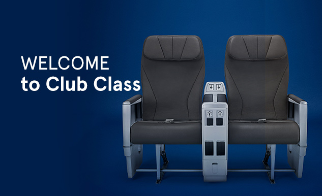 Air Transat Club Class Superior Comfort Air Transat