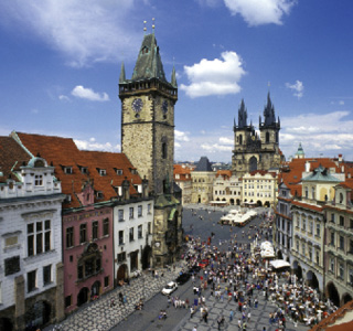 Prague-Tyn Cathedrale