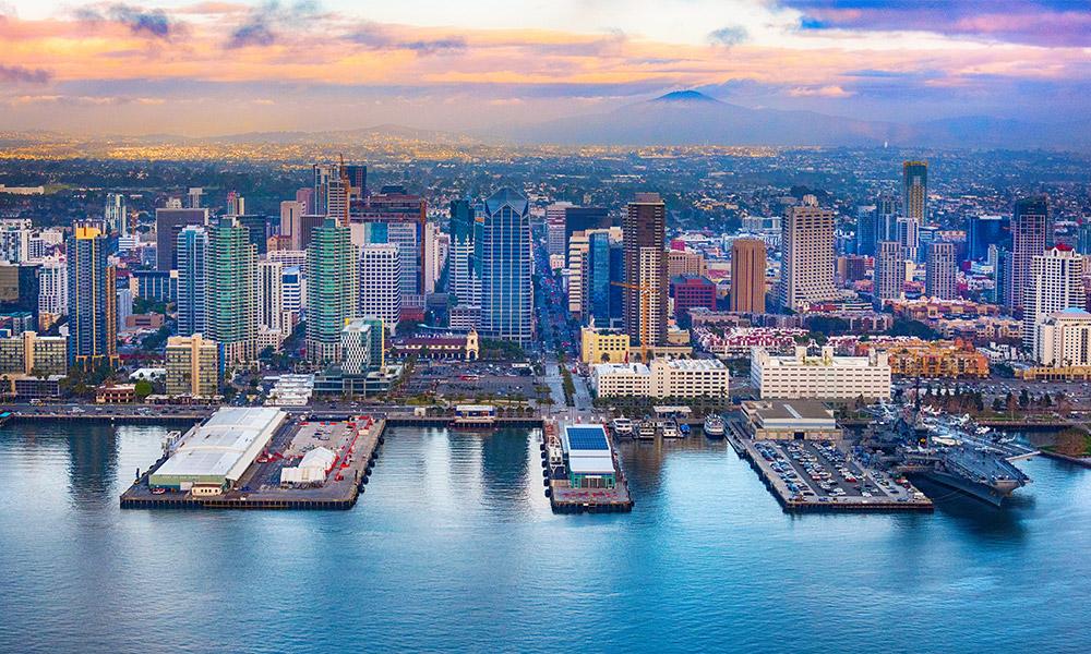 Flights to San Diego | Air Transat
