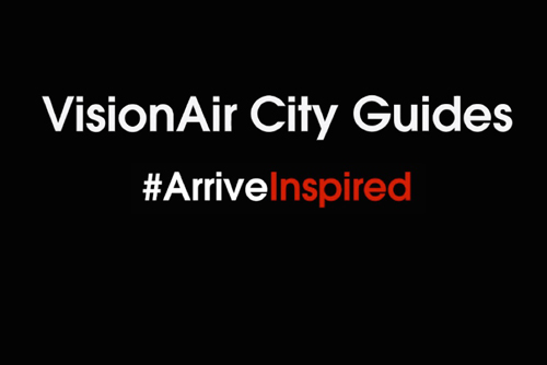 VisionAir City Guides
