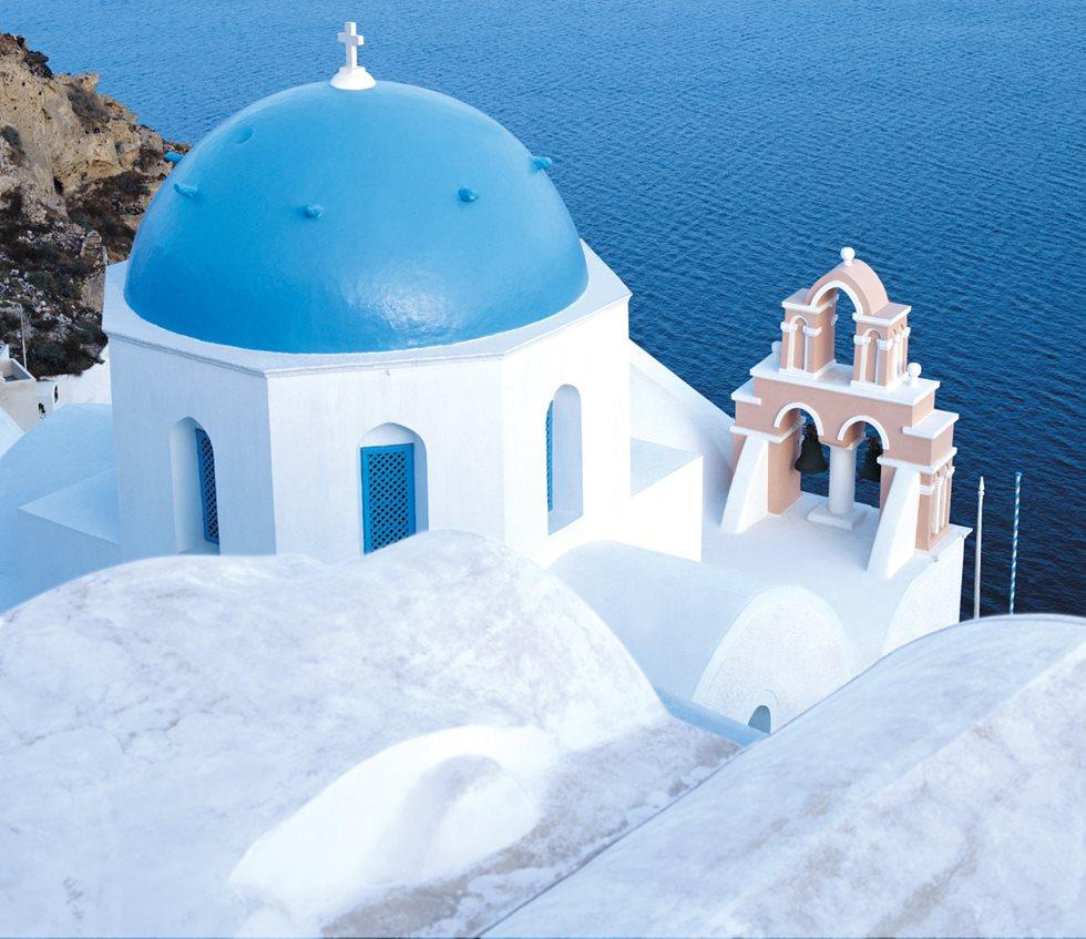 Flights To Greece Tourism Amp Island Hopping Air Transat