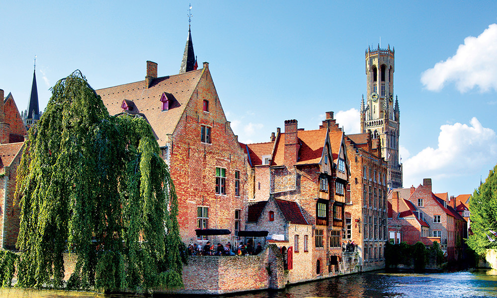 Flights to Belgium Air Transat