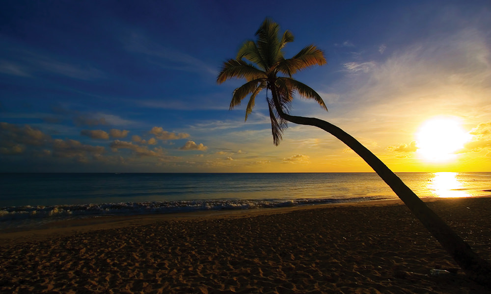 Flights to martinique air transat - Coucher de soleil en guadeloupe ...