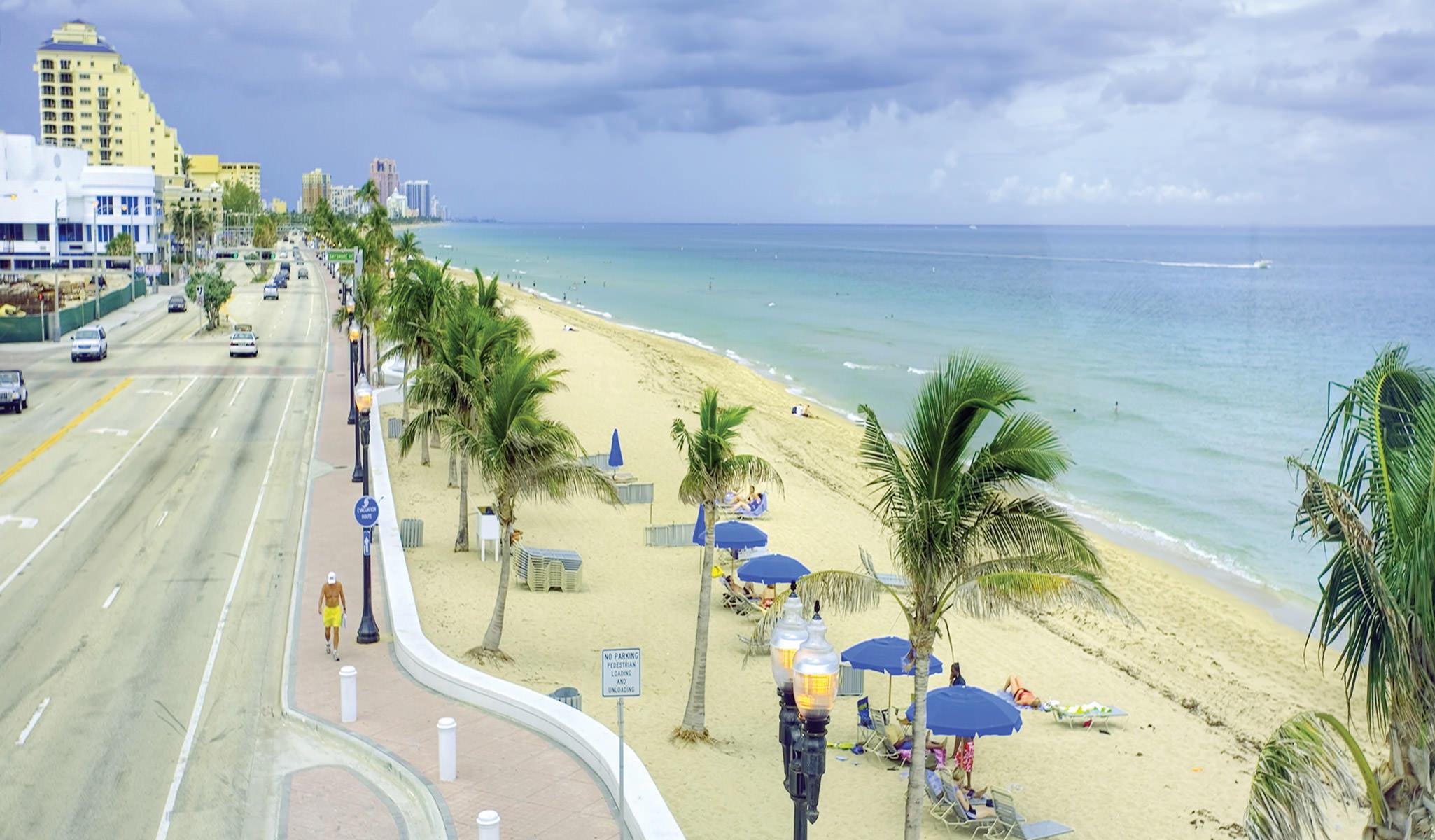 Vols Vers Fort Lauderdale Air Transat
