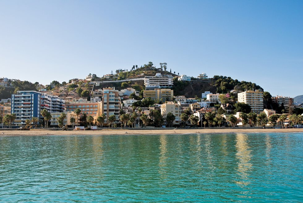 how to get from malaga airport to malaga city centre
