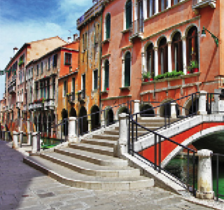 Venice-Stairs