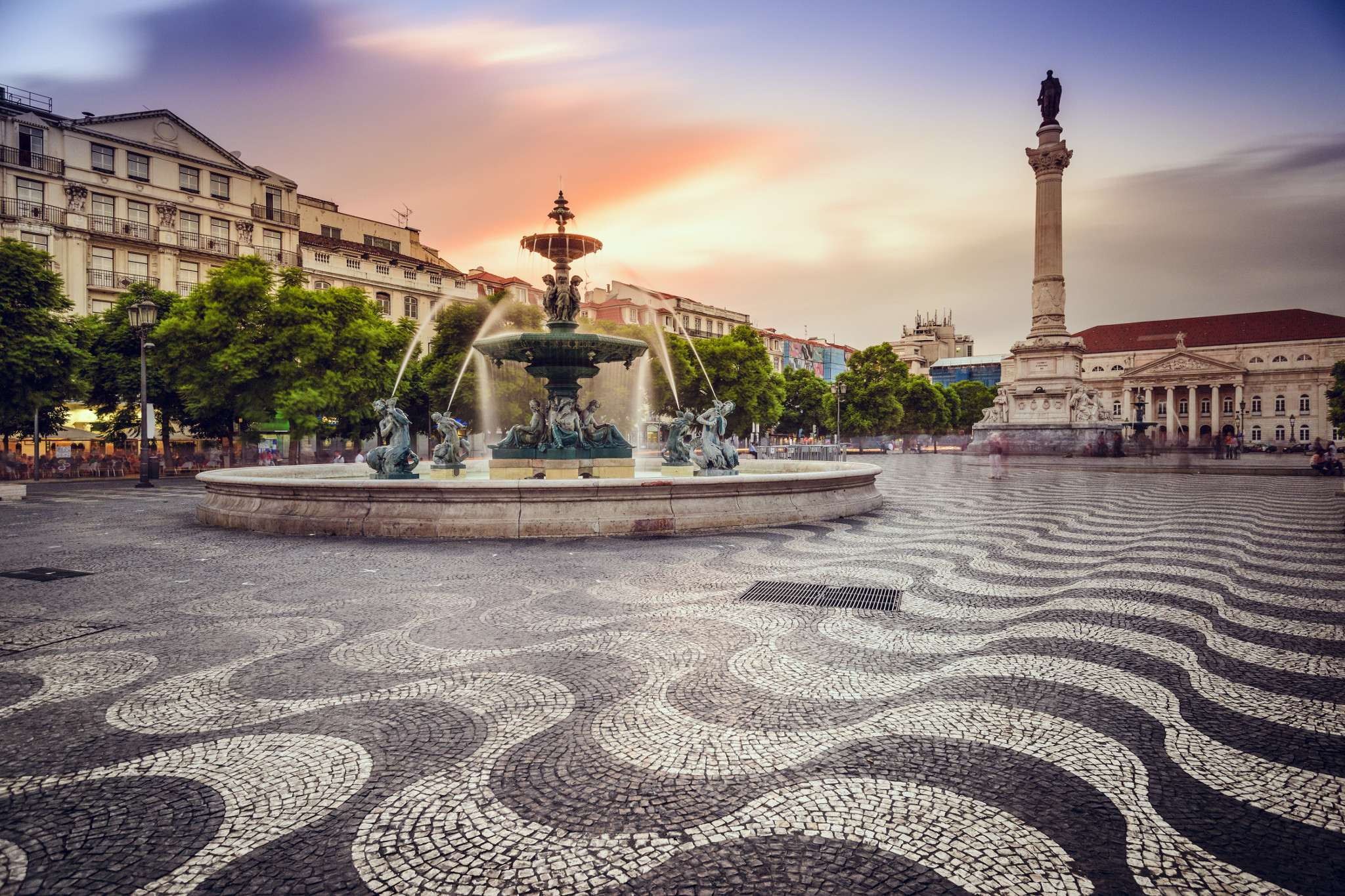 flights to lisbon air transat