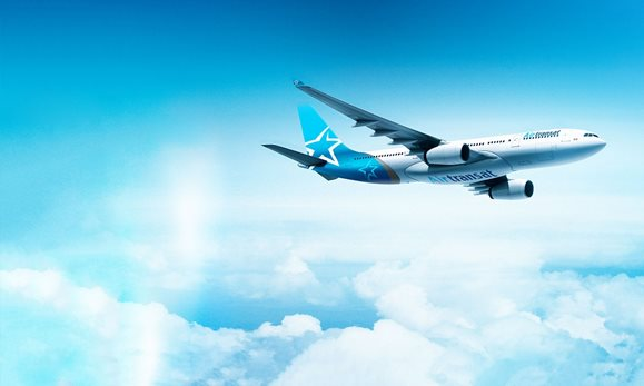 Flights To Europe Air Transat
