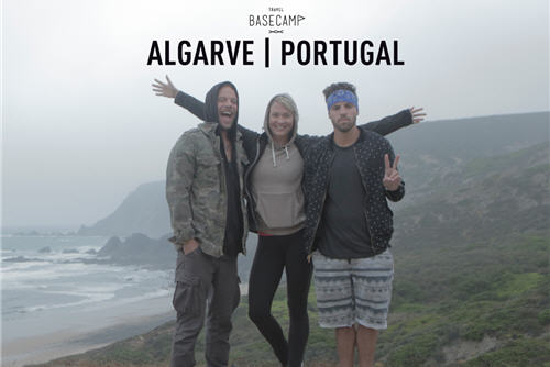 Travel Basecamp: Algarve